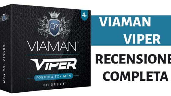 VIAMAN-VIPER-RECENSIONE